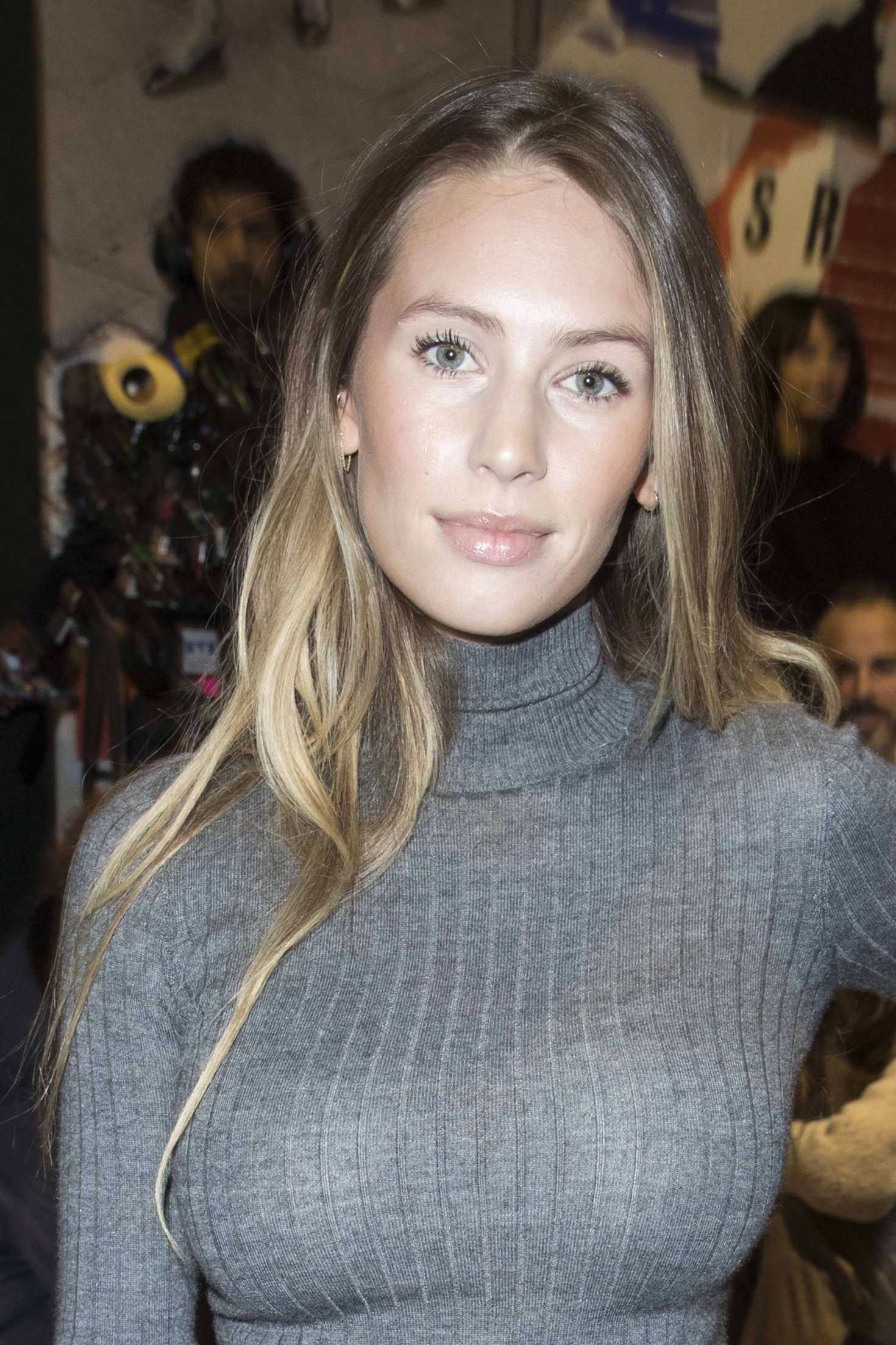 Dylan Frances Penn Christian Dior Fashion Show 2018 In
