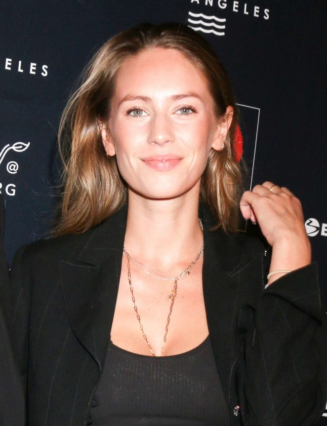Dylan Penn – 2018 GO Campaign Gala in Los Angeles