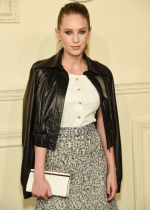 Dylan Penn - CHANEL Paris-Salzburg Metiers d'Art Collection in NYC