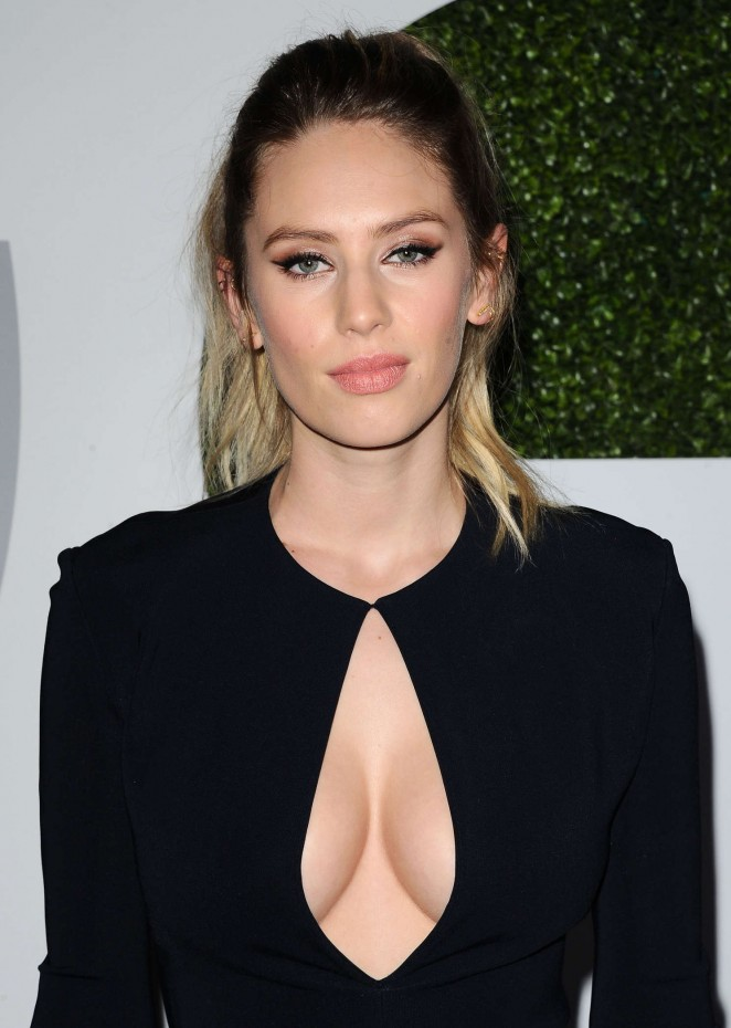 Dylan Penn - GQ Men Of The Year Party 2015 in LA