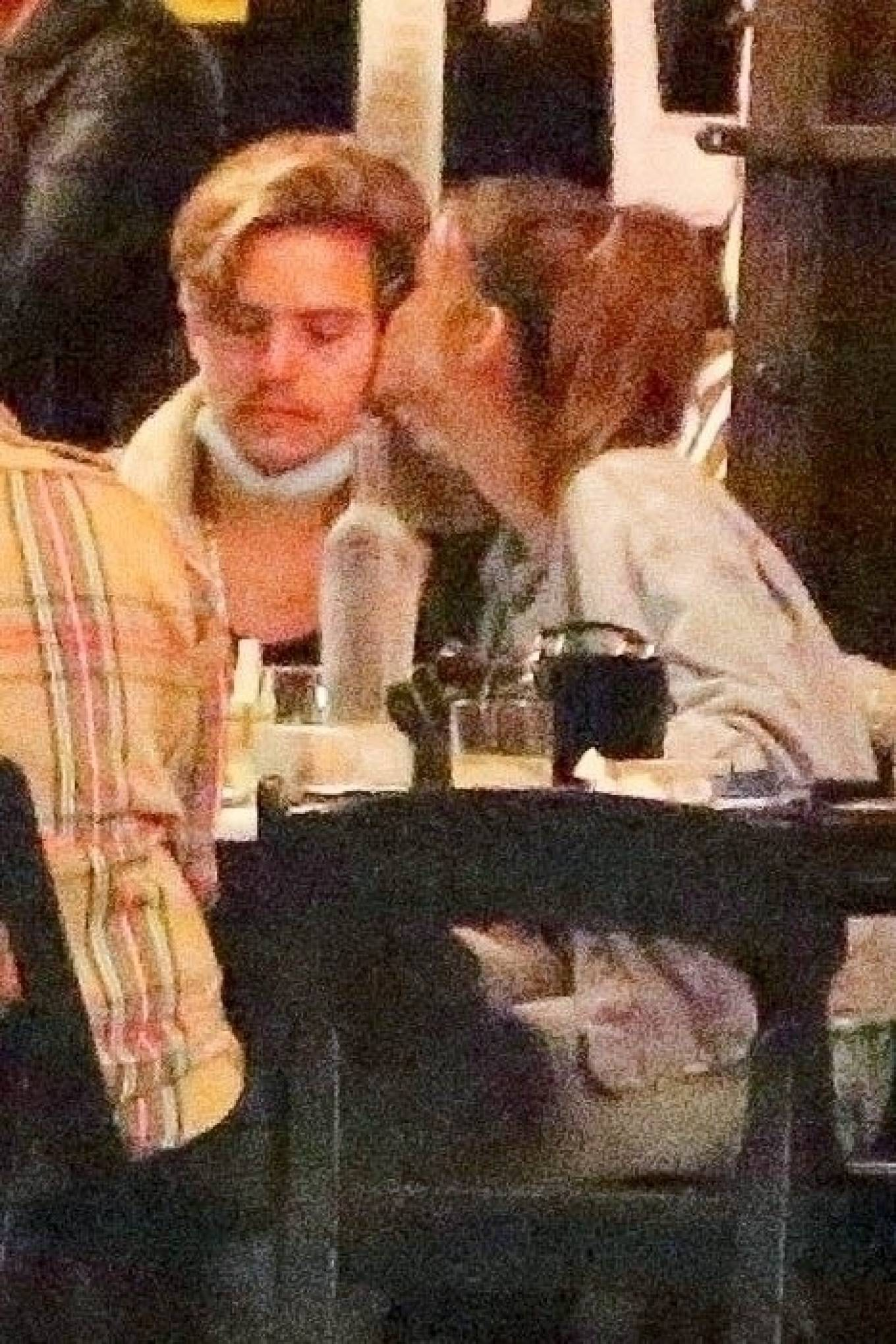 Barbara Palvin 2020 : Dylan Sprouse and Barbara Palvin with KJ Apa and Stella Maxwell – Night out in Silverlake -18