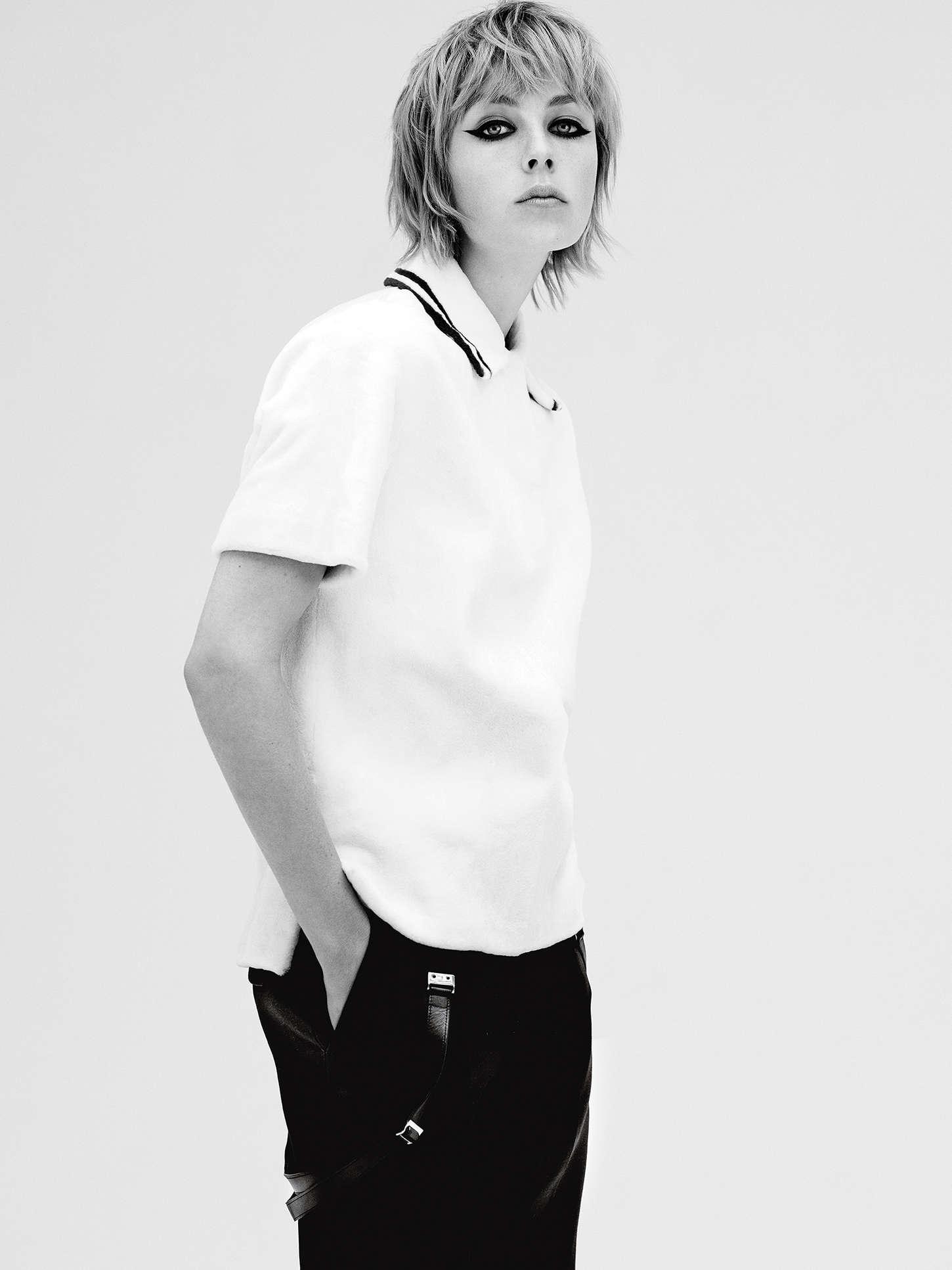 Edie Campbell 2015 : Edie Campbell: Madame Figaro 2015 -04