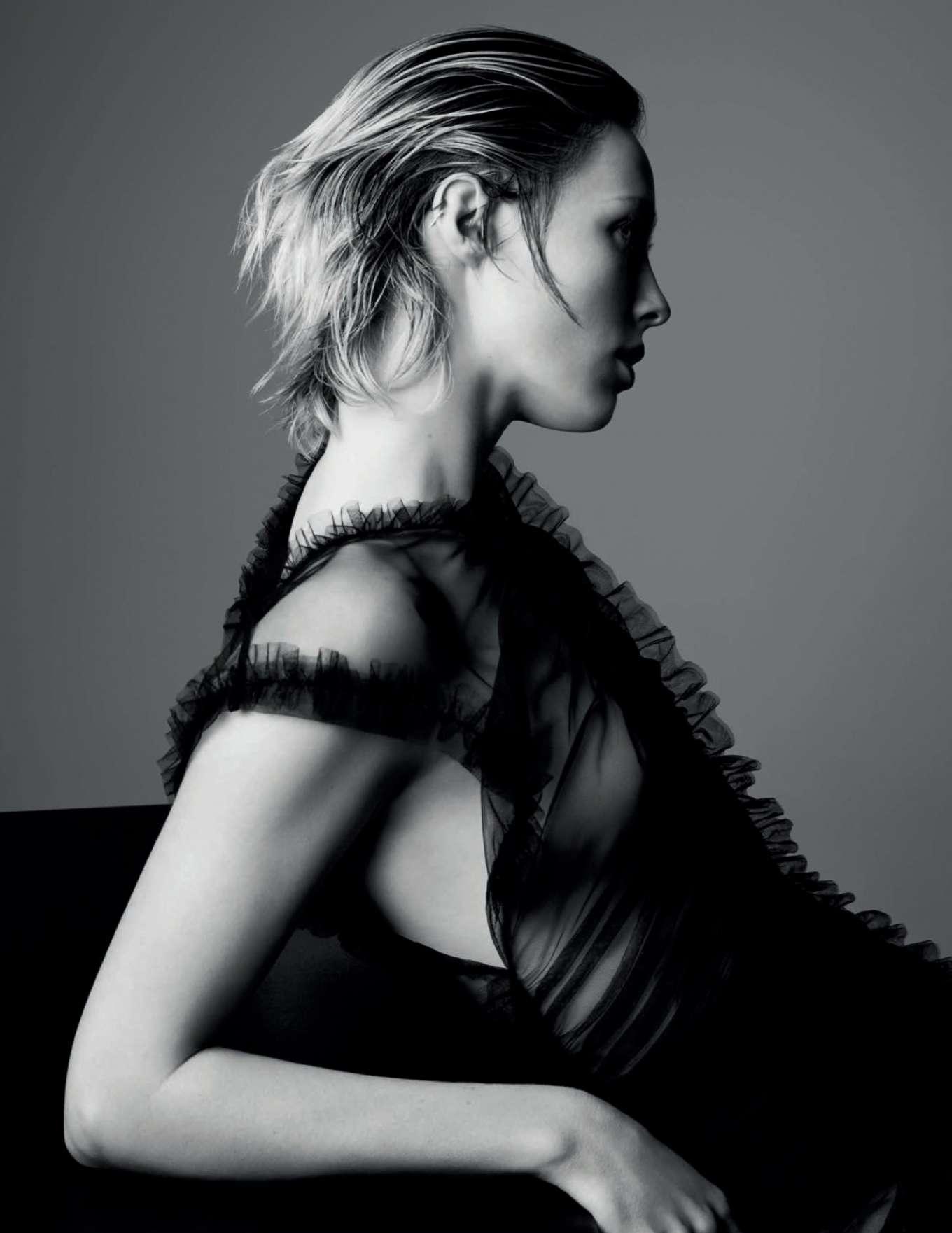 Edie Campbell 2019 : Edie Campbell – Vogue Espana 2020-08