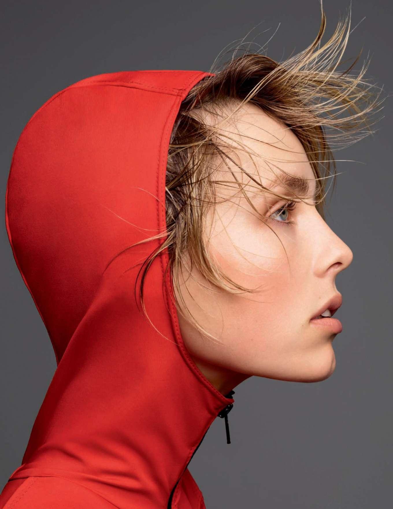 Edie Campbell 2019 : Edie Campbell – Vogue Espana 2020-11