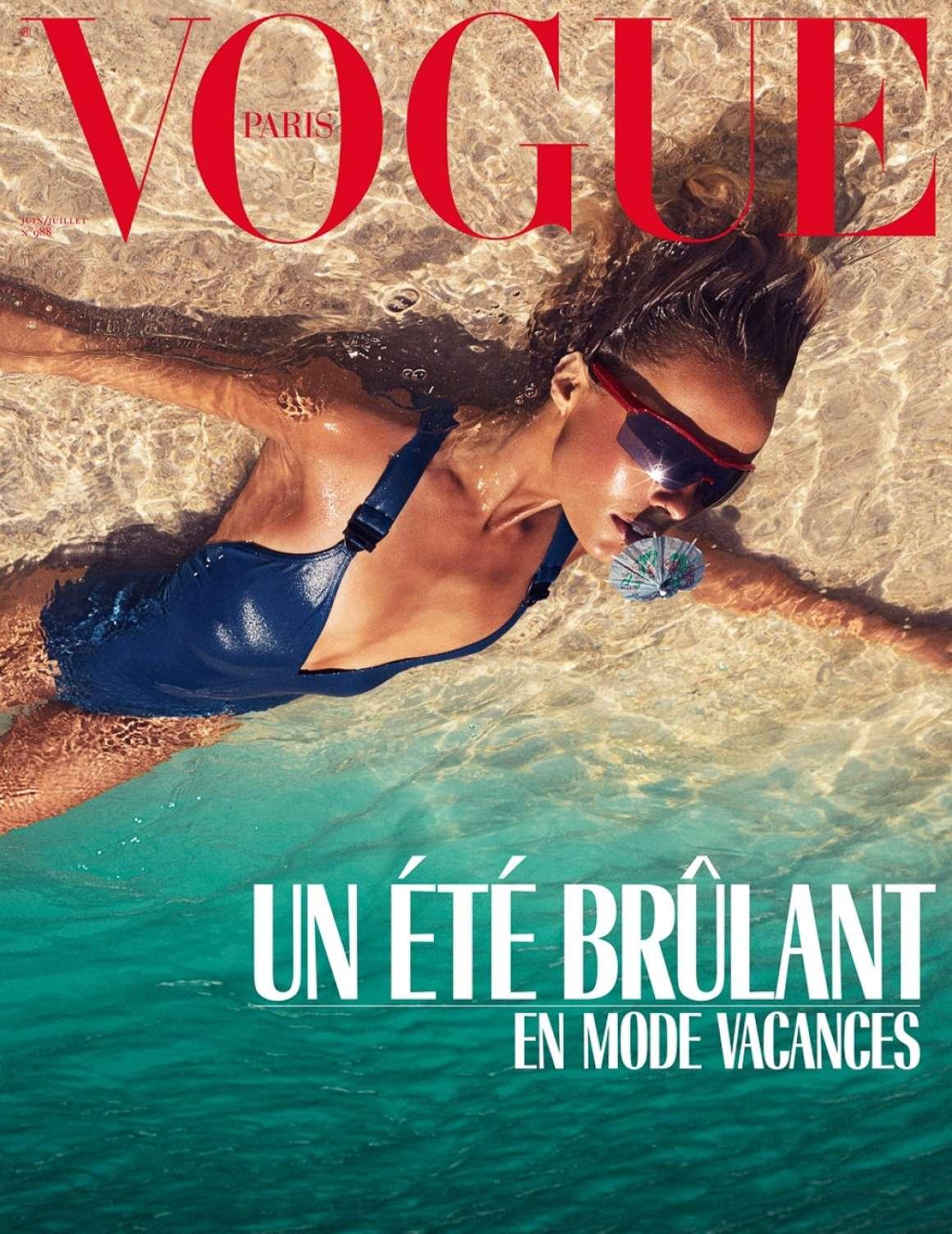 Edie Campbell 2018 : Edie Campbell: Vogue Paris 2018 -10