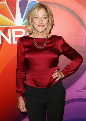 Edie Falco - 2017 NBC Summer TCA Press Tour in Beverly Hills