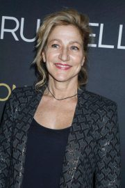 Edie Falco - 'Burn This' Broadway Play Opening Night in New York
