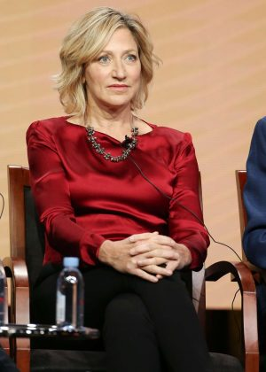 Edie Falco - 'Law and Order True Crime: The Menendez Murders' TV Show Panel at 2017 TCA Summer Press Tour in LA