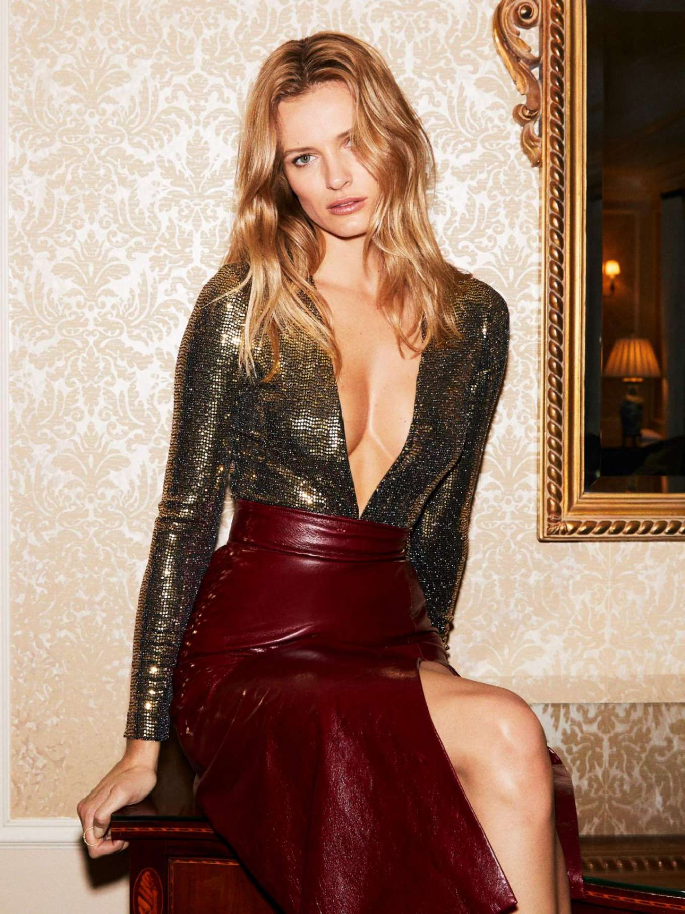 Edita Vilkeviciute - The Edit by Net-A-Porter (February 2020 issue)