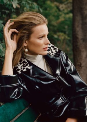 Edita Vilkeviciute - The Edit Magazine (October 2017)
