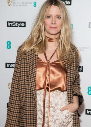 Edith Bowman - 2018 InStyle EE Bafta Rising Star Party in London