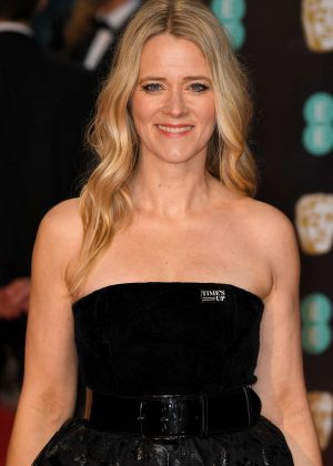 Edith Bowman - 2018 BAFTA Awards in London