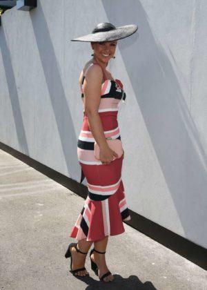 Edwina Bartholomew - 2017 Stakes Day Races in Melbourne