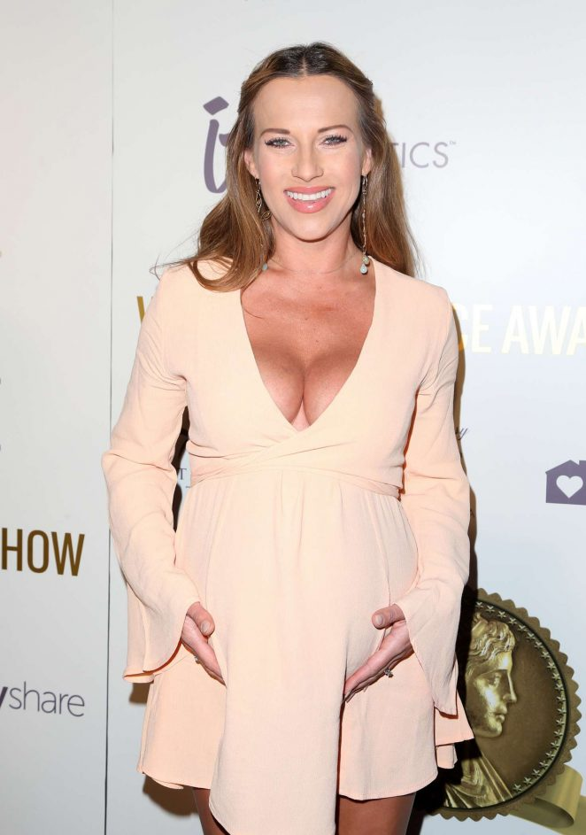 Edyta SliwiNska - 2017 Womens Choice Awards - Los Angeles