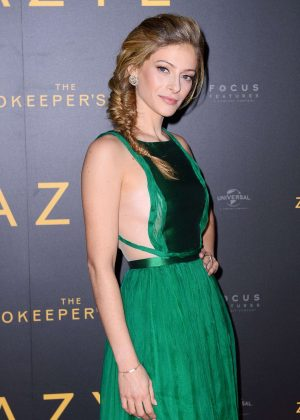 Efrat Dor - 'The Zookeeper's Wife' Screening in Poland
