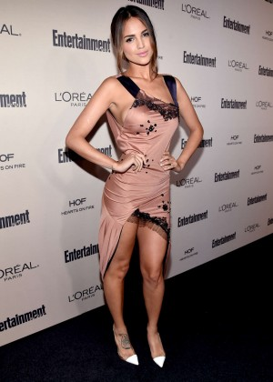 Eiza Gonzalez - 2015 Entertainment Weekly Pre-Emmy Party in West Hollywood