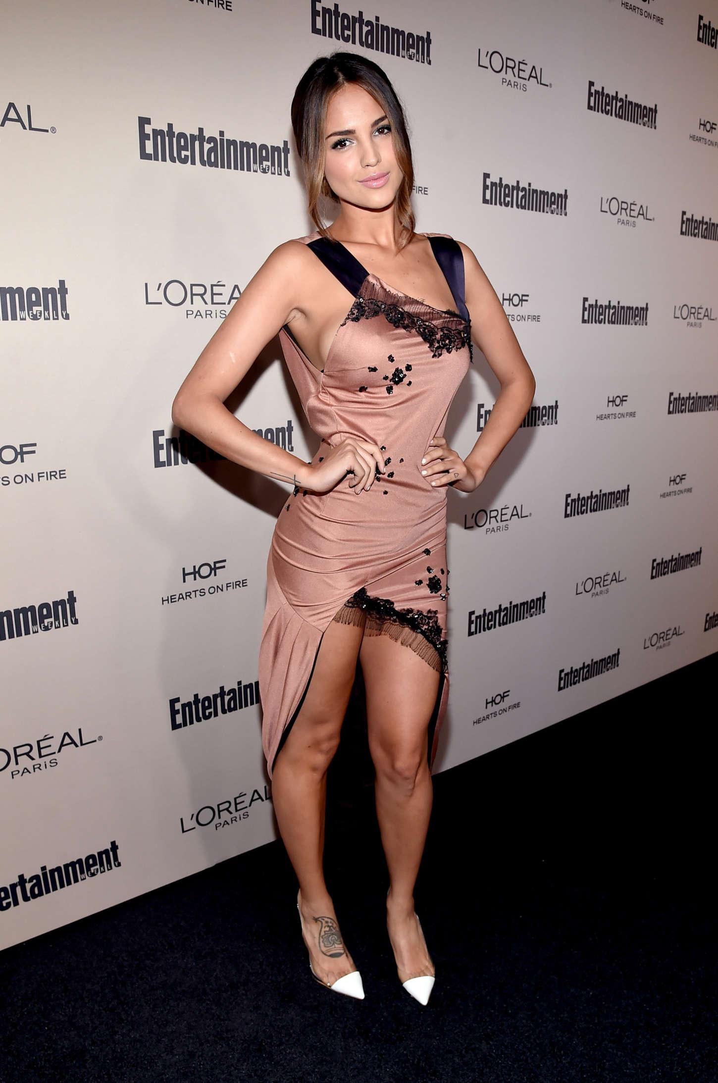 Eiza Gonzalez 2015 Entertainment Weekly Pre Emmy Party