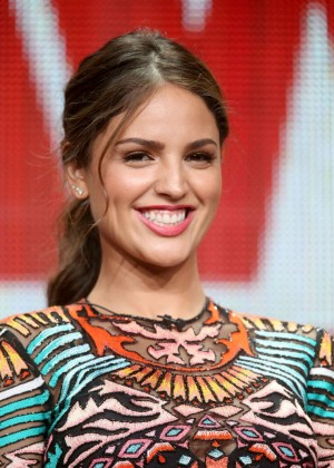 Eiza Gonzalez - 2015 Summer TCA Tour in Beverly Hills