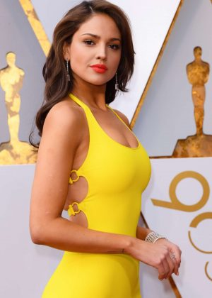 Eiza Gonzalez - 2018 Academy Awards in Los Angeles