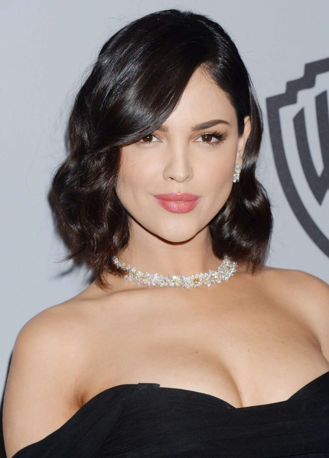 Eiza Gonzalez - 2018 InStyle and Warner Bros Golden Globes After Party in LA