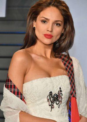 Eiza Gonzalez - 2018 Vanity Fair Oscar Party in Hollywood