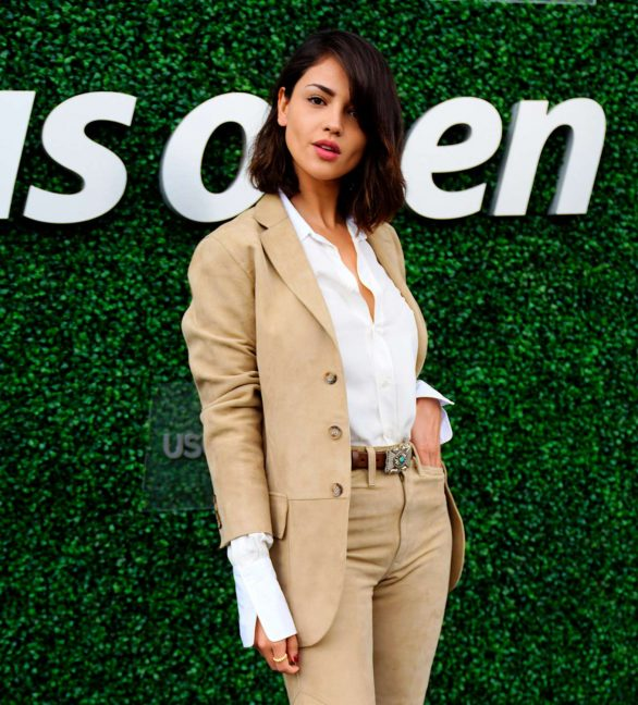 Eiza Gonzalez - 2019 US Open Men's Final in NY