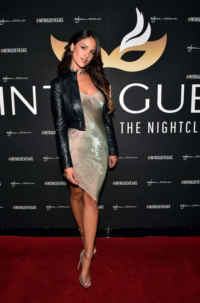 Eiza Gonzalez at Intrigue Nightclub in Las Vegas