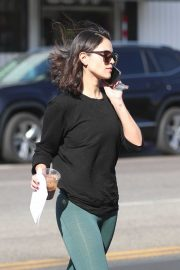 Eiza Gonzalez at Kings Cafe in West Hollywood