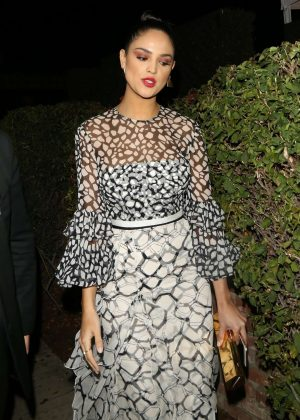 Eiza Gonzalez at Marie Claire's Image Maker Awards at Delilah in West Hollywood