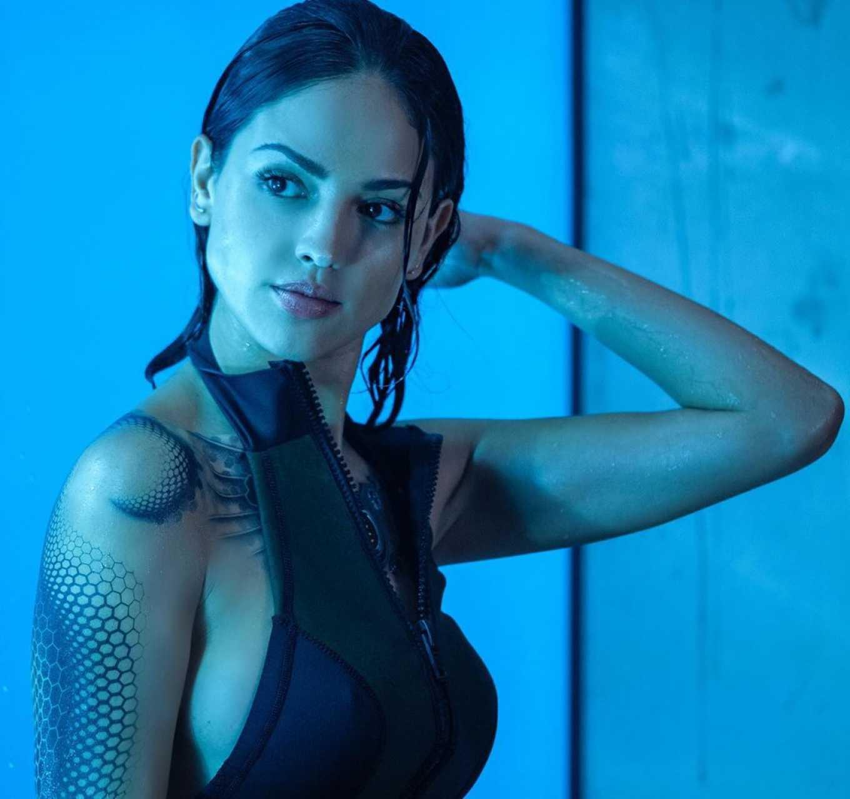 Eiza Gonzalez - 'Bloodshot' Promotional Material 2020