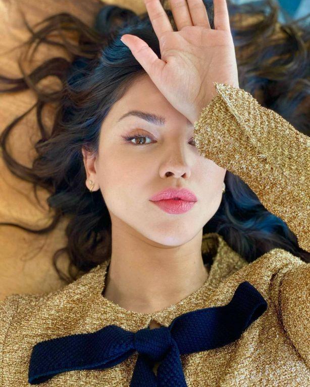 Eiza Gonzalez - Byrdie 2021