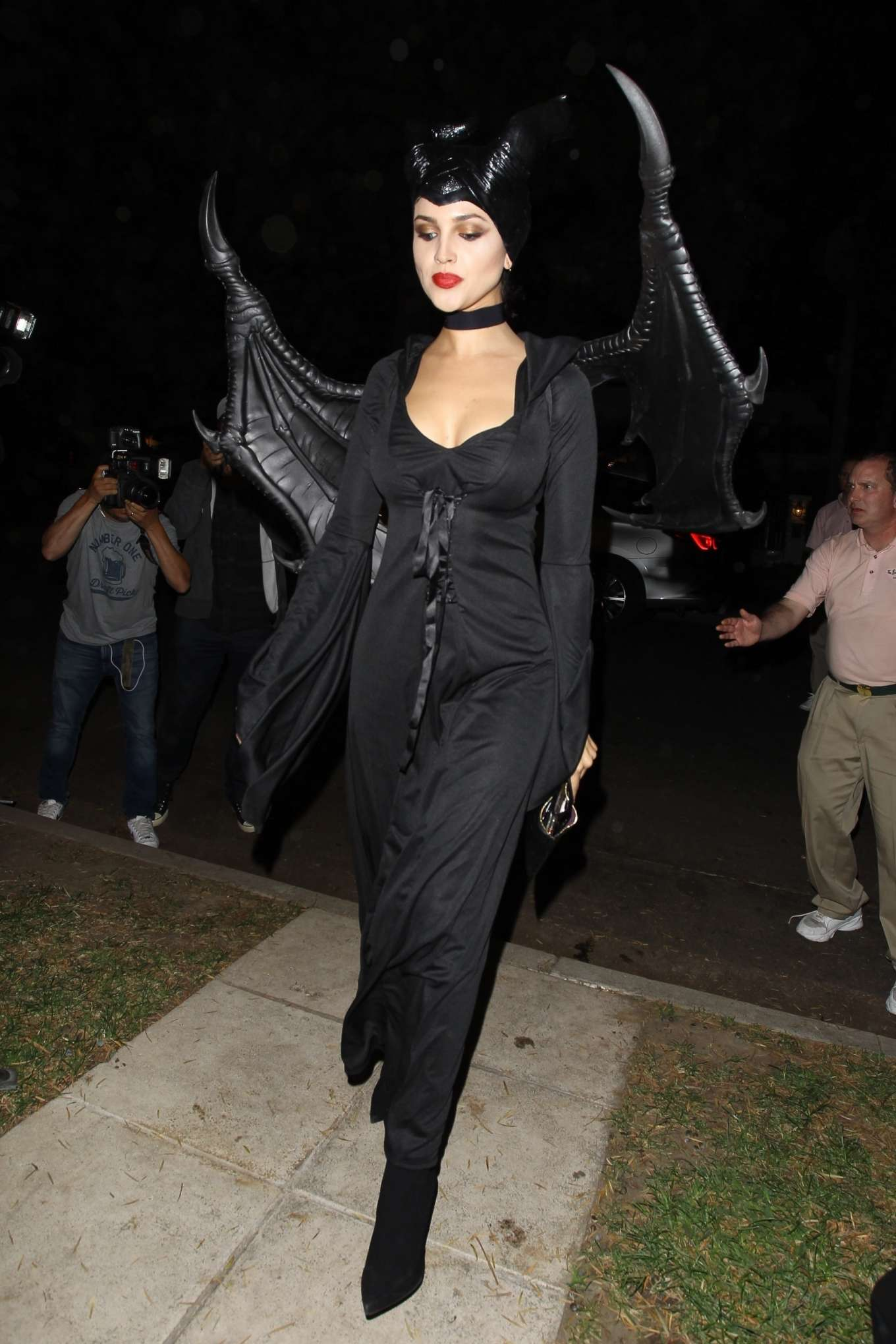 Eiza Gonzalez - Casamigos Halloween Party 2019 in Beverly Hills