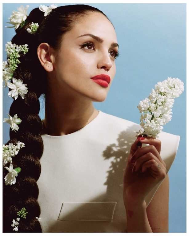 Eiza Gonzalez - ContentMode Magazine (Spring 2020) adds