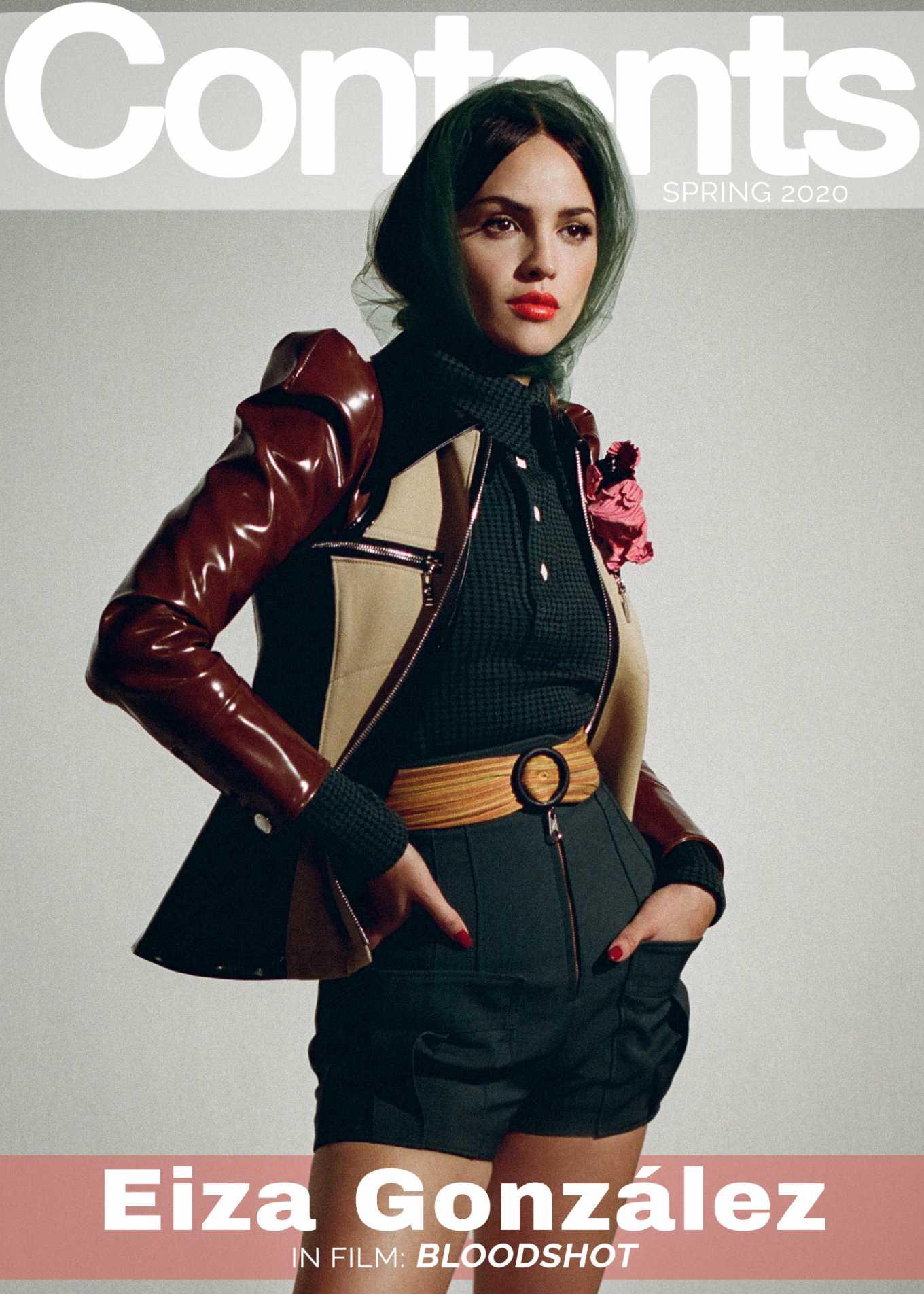 Eiza Gonzalez 2020 : Eiza Gonzalez – ContentMode Magazine 2020-14