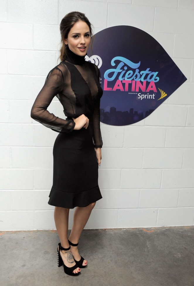Eiza Gonzalez - iHeartRadio Fiesta Latina in Miami