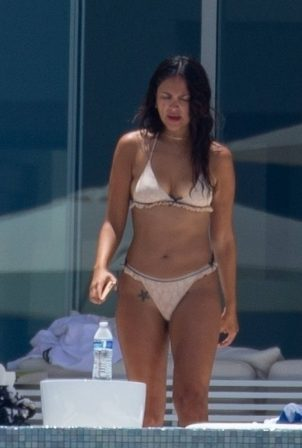 Eiza Gonzalez in Bikini in Mexico