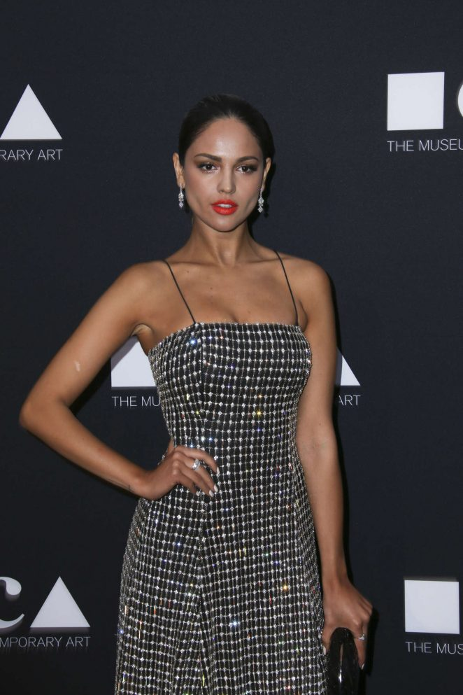 Eiza Gonzalez - MOCA Gala 2016 in Los Angeles