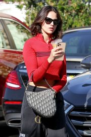 Eiza Gonzalez - Out for lunch in LA