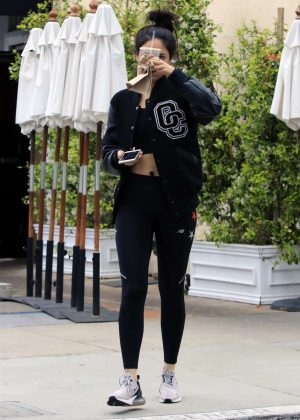 Eiza Gonzalez - Out in Los Angeles