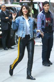 Eiza Gonzalez - Out in New York City