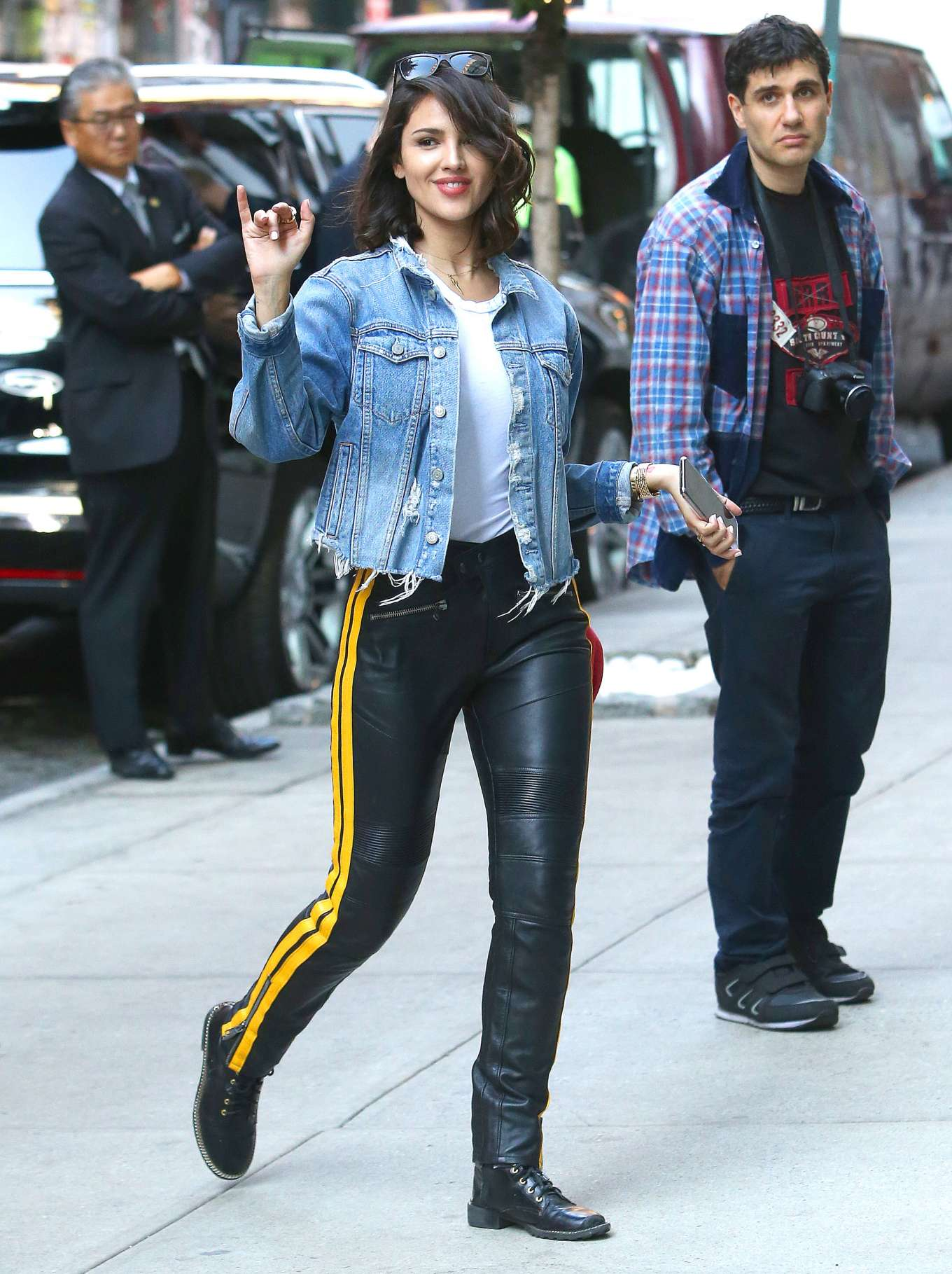 Eiza Gonzalez - Out in New York City