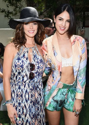 Eiza Gonzalez - People StyleWatch & REVOLVE Fashion and Festival Event in Palm Springs