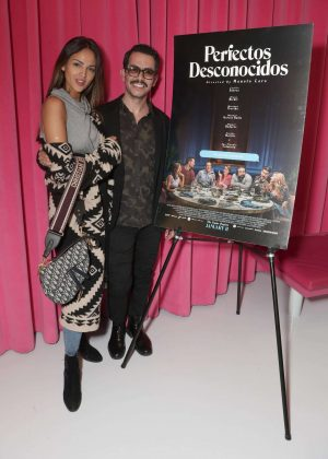 Eiza Gonzalez - 'Perfectos Desconocidos' Screening in LA