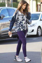 Eiza Gonzalez - Seen outside Josephine's Bakery in Sherman Oaks