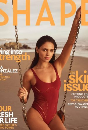 Eiza Gonzalez - Shape Magazine (April 2021)