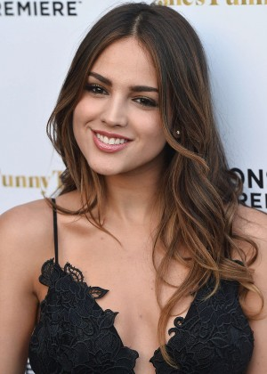 Eiza Gonzalez - 'She's Funny That Way' Premiere in LA