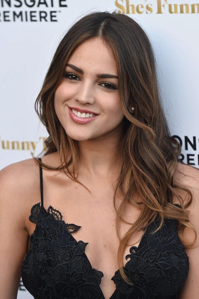 Eiza Gonzalez - 'She's Funny That Way' Premiere in LA