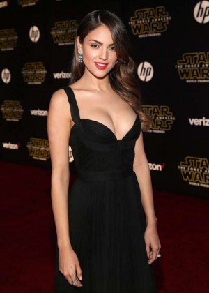 Eiza Gonzalez - 'Star Wars: The Force Awakens' Premiere in Hollywood