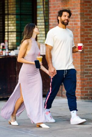 Eiza Gonzalez - Steps out in Los Angeles