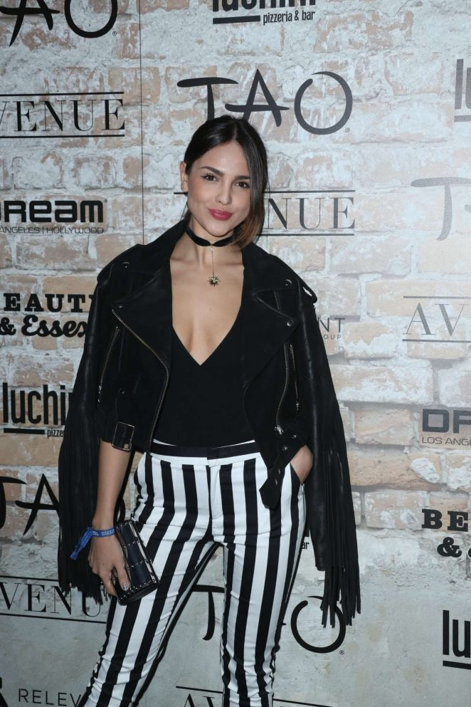 Eiza Gonzalez - TAO Group LA Grand Opening Block Party in Hollywood